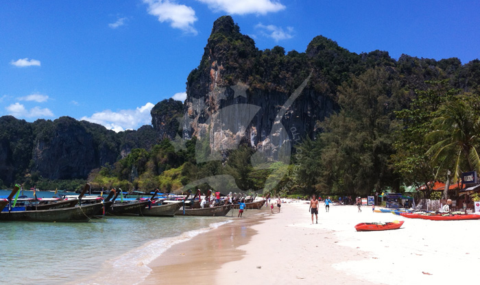 Speedboat & Ferry from Phuket to Railay Beach and Other ...